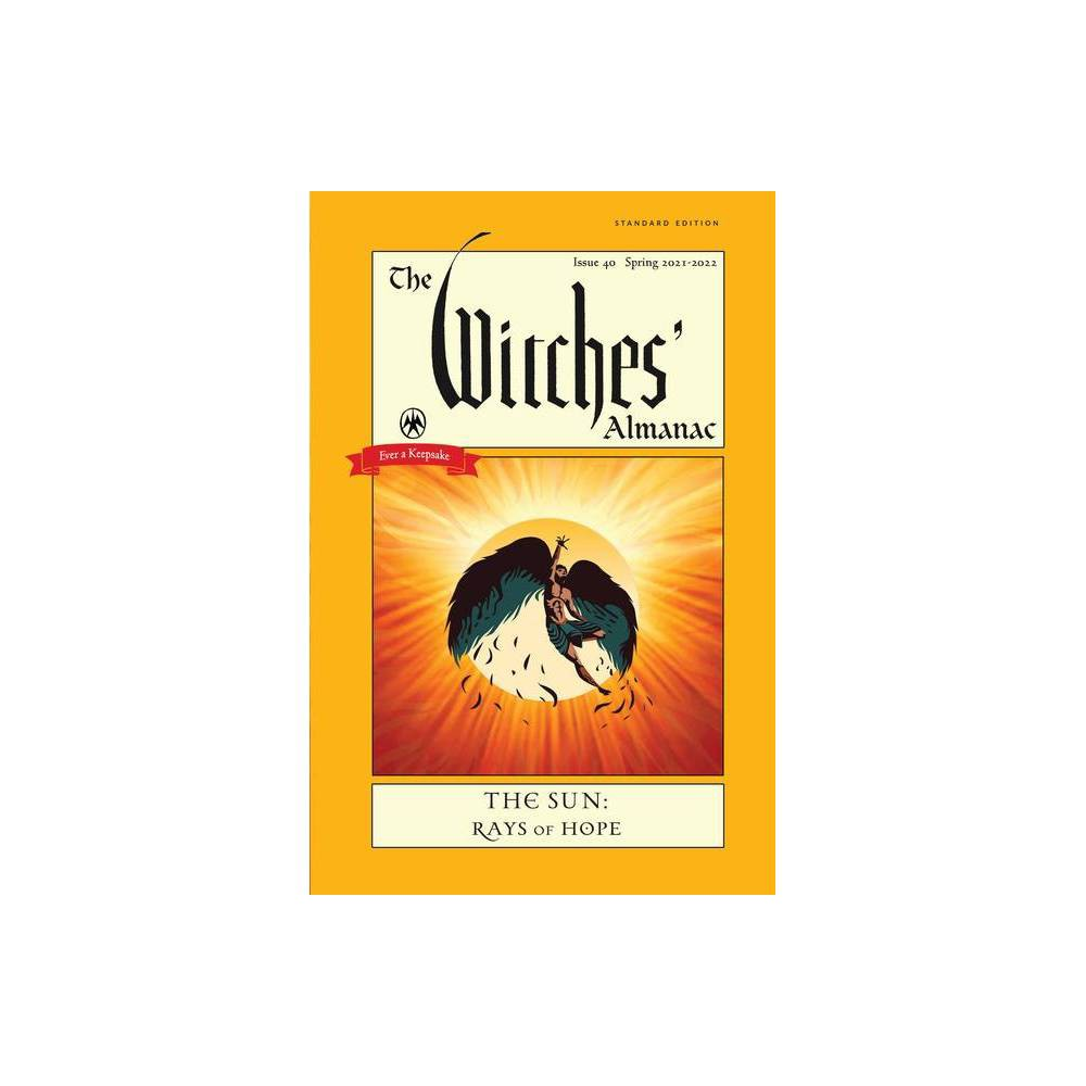 The Witches Almanac 2021 2022 Standard Edition Paperback