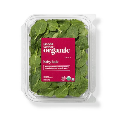 Organic Baby Kale - 5oz - Good & Gather™