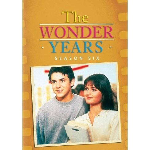 The Wonder Years: Season Six (DVD) - image 1 of 1