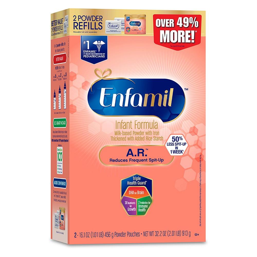 Enfamil A.R. Infant Formula Powder Refill Box - 32.2oz