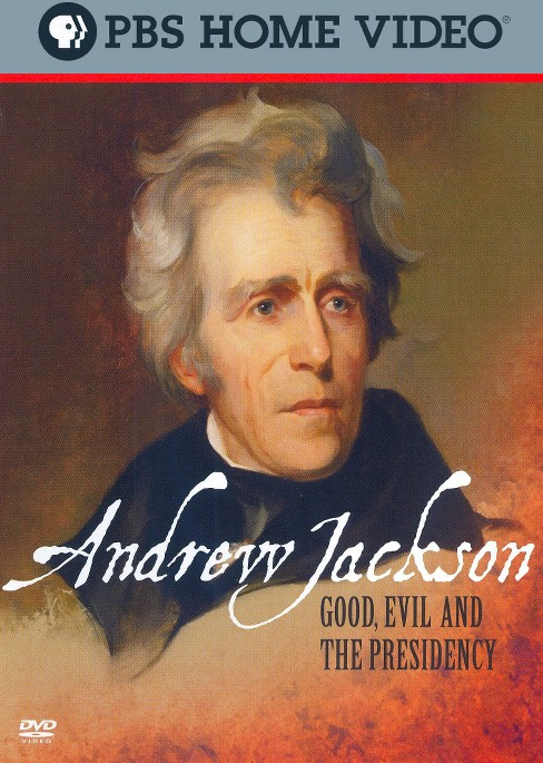 Andrew jackson:Good evil and the pres (DVD) - image 1 of 1