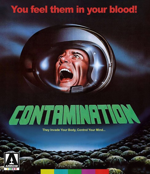 Contamination (Blu-ray) - image 1 of 1