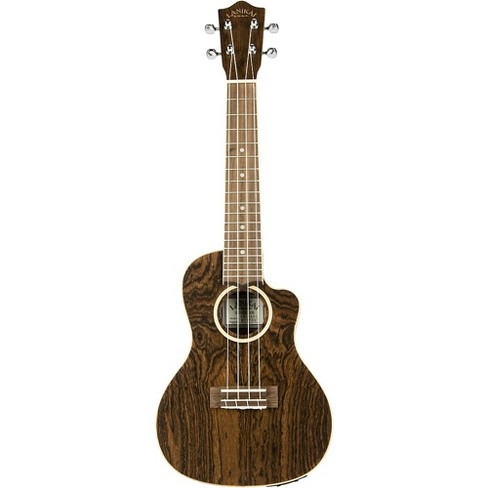 Lanikai FBCET-C Figured Bocote Thin Body Concert Acoustic-Electric Guitar - image 1 of 3