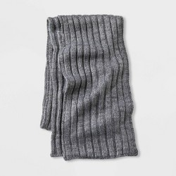 Men's Rib Scarf - Goodfellow & Co™