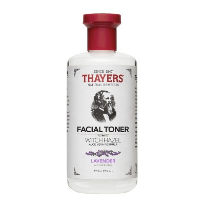 Thayers Witch Hazel Alcohol Free Lavender Facial Toner - 12 fl oz