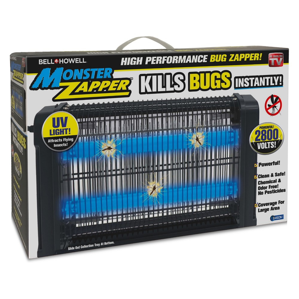Image of As Seen on TV Bell & Howell Monster Pest Zapper