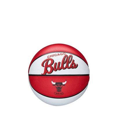 NBA Chicago Bulls Retro Mini Basketball