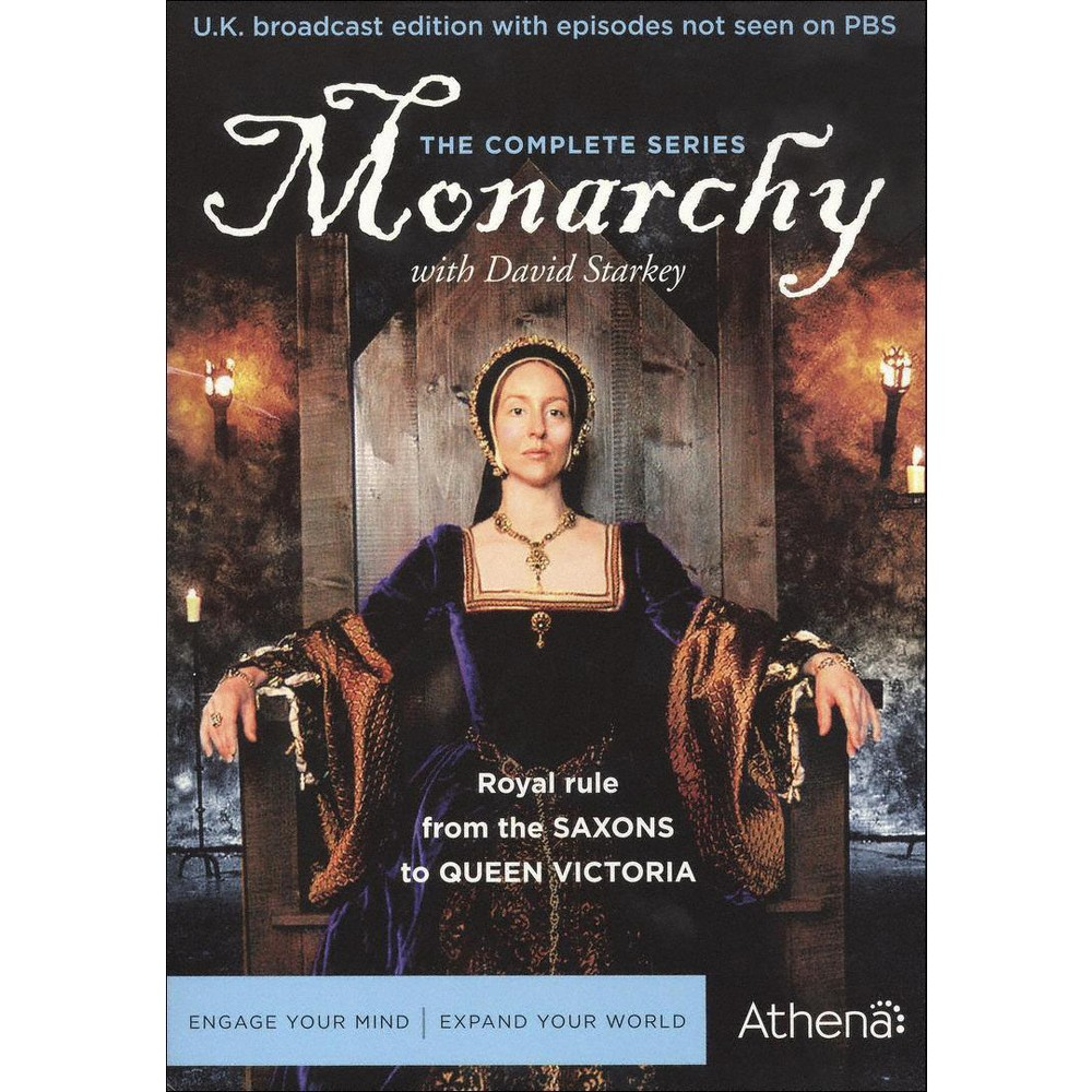 Monarchy:Complete Series (Dvd)