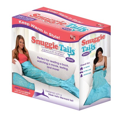 As Seen on TV Snuggie Tail Adult