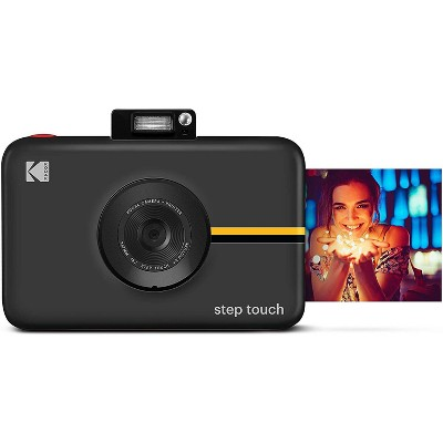 Kodak Step Touch 13MP Digital Camera & Instant Printer with 3.5 LCD Touchscreen Display, 1080p HD Video