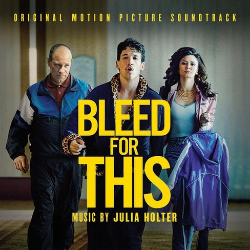 Various - Bleed For This (Ost) (CD) - image 1 of 1