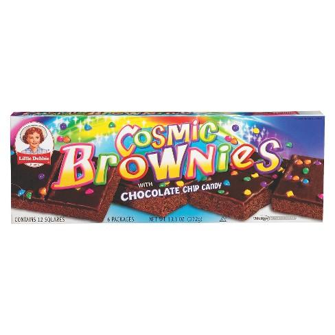 Little Debbie Cosmic Brownies - 6oz/12ct - image 1 of 1