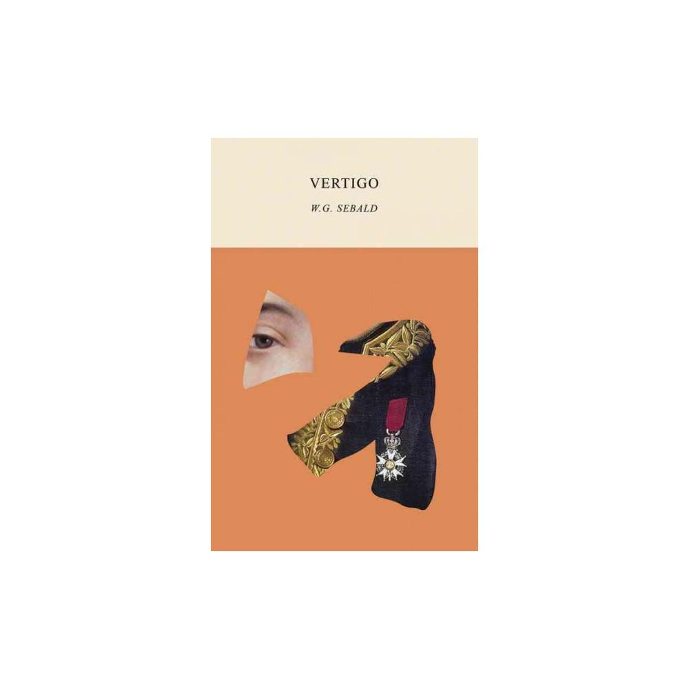 Vertigo (Paperback) (Winfried Georg Sebald)