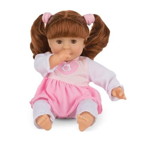 "Melissa & Doug Standard Mine to Love Brianna 12"" Soft Body Baby Doll - image 1 of 4"