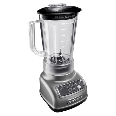 KitchenAid Multifunction 56oz 5-Speed Blender - Silver KSB1570