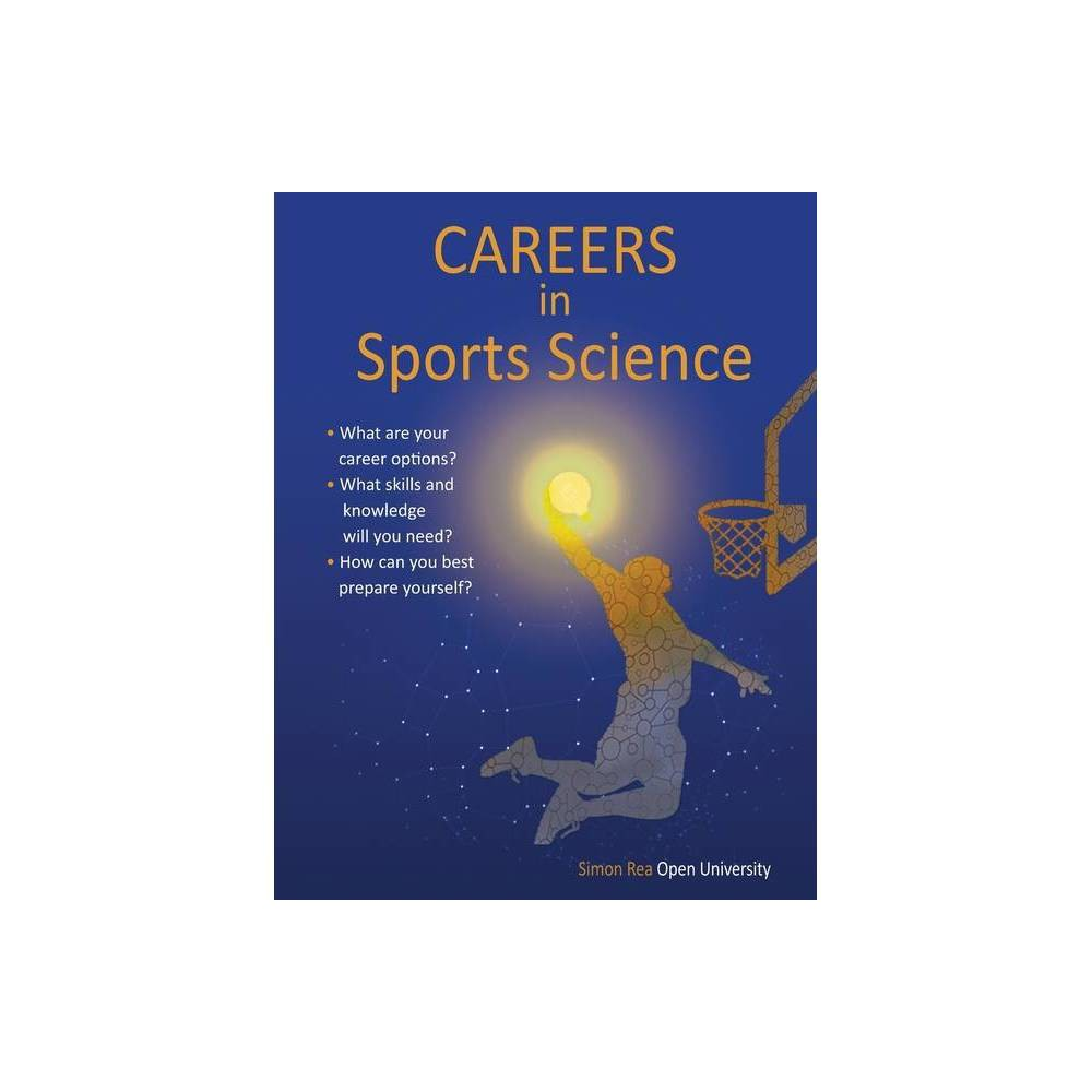 Careers In Sports Science By Simon Rea Paperback