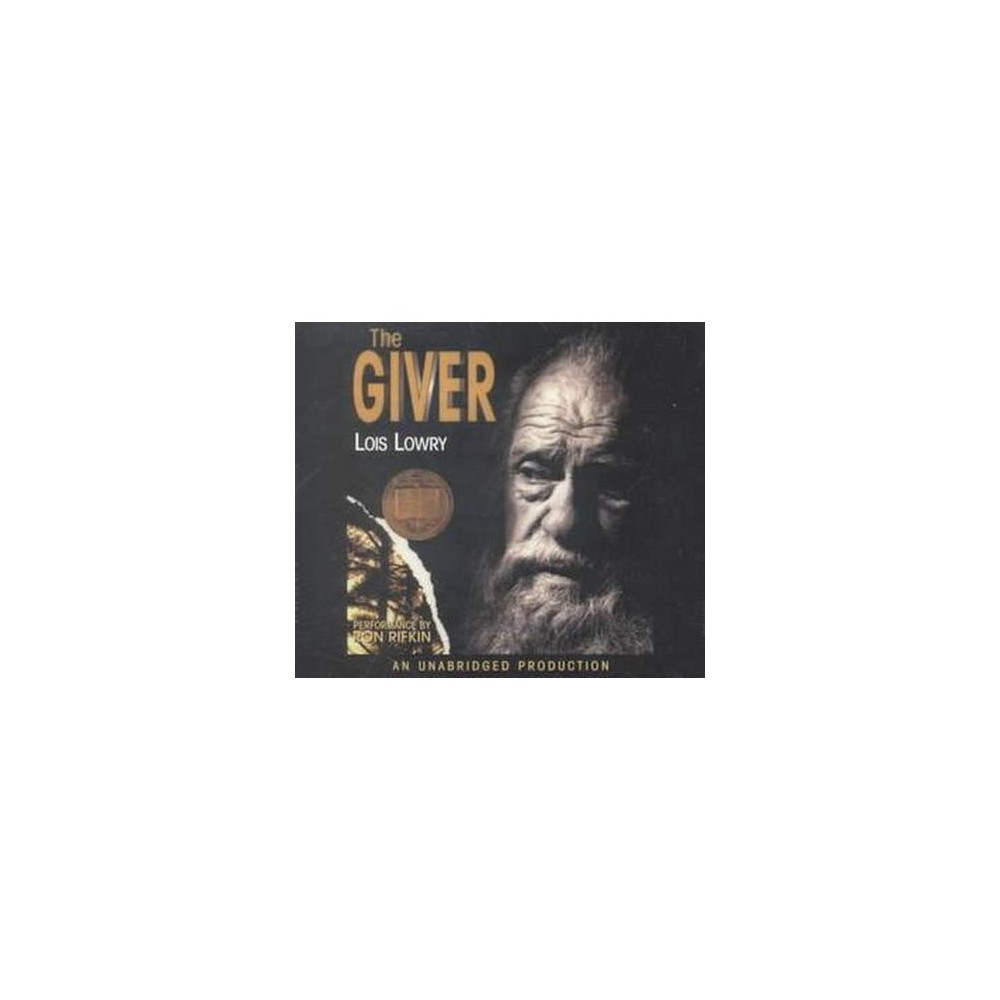 Giver (Unabridged) (CD/Spoken Word) (Lois Lowry)