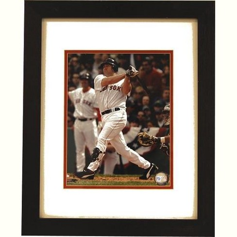 Unknown Red Sox Kevin Youkilis Swinging Framed Photo - image 1 of 1
