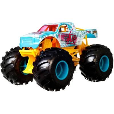 Hot Wheels Monster Truck 1:24 Scale -  Meg-A-Jolt