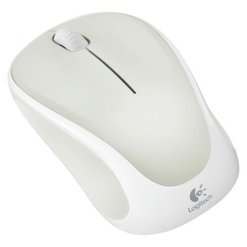 57f84a22428 Logitech M317 Wireless Mouse - White/Gray (910-003798) : Target