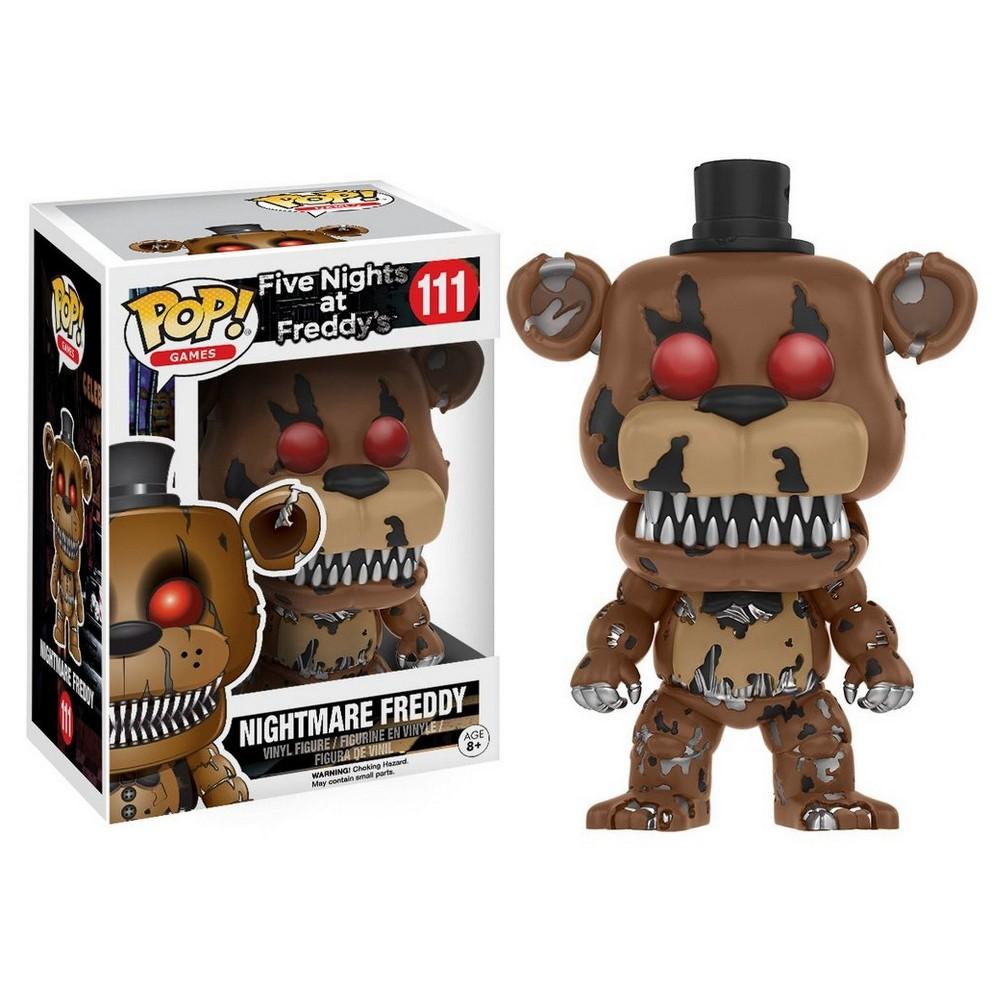 Pop! Games - Five Nights at Freddy's - Nightmare Freddy