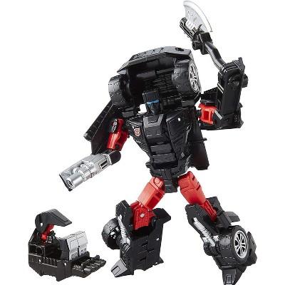 Deluxe Trailbreaker | Transformers Generations Combiner Wars Action figures