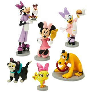 Disney Minnie Mouse Action Figure - Disney store