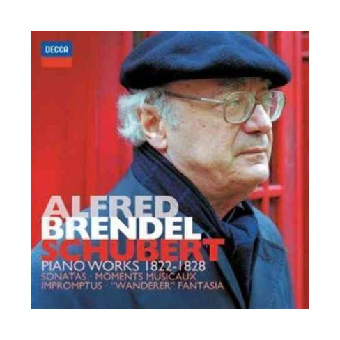 Alfred Brendel - Schubert: Piano Works 1822-1828 (CD) - image 1 of 1