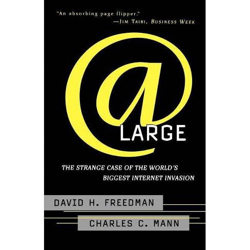 At Large - by  David H Freedman (Paperback) - image 1 of 1