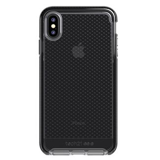 Tech21 Apple iPhone X/XS Evo Check Case - Smokey/Black