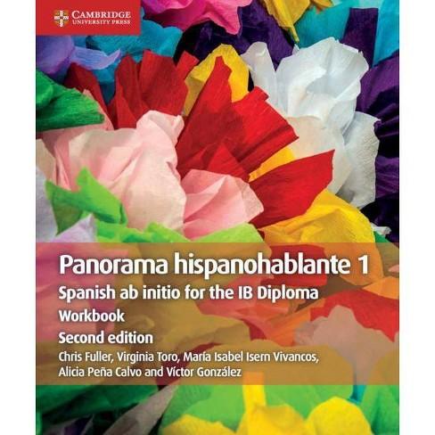 Panorama hispanohablante 1 Workbook - (Ib Diploma) 2 Edition (Paperback) - image 1 of 1