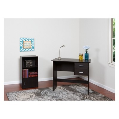 Adina 2 Drawer Writing Desk - OneSpace