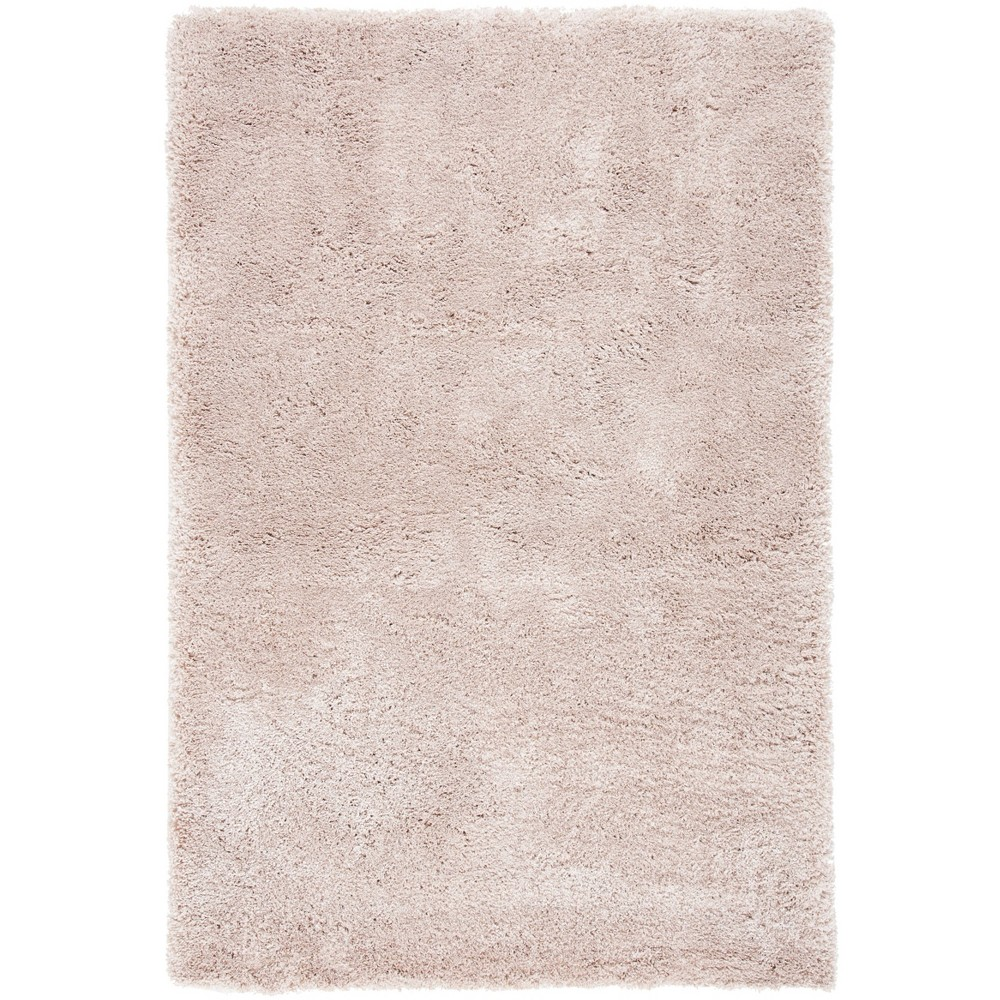 3 X5 Solid Loomed Accent Rug Beige Safavieh