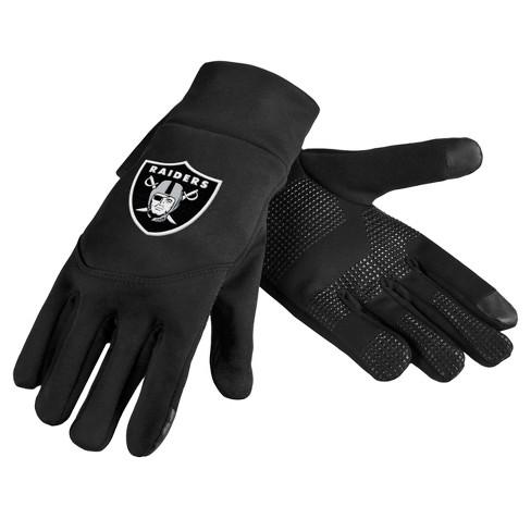 NFL Oakland Raiders Neoprene Glove - image 1 of 1