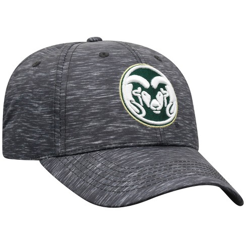 NCAA Men's Colorado State Rams Charcoal Spacedye Hat - image 1 of 2