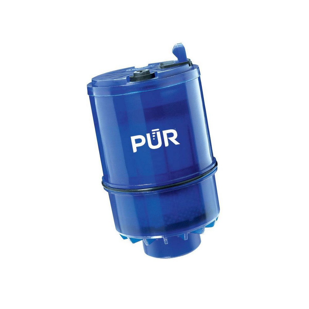 Image of PUR MineralClear Replacement Faucet Filter 4pk, Blue
