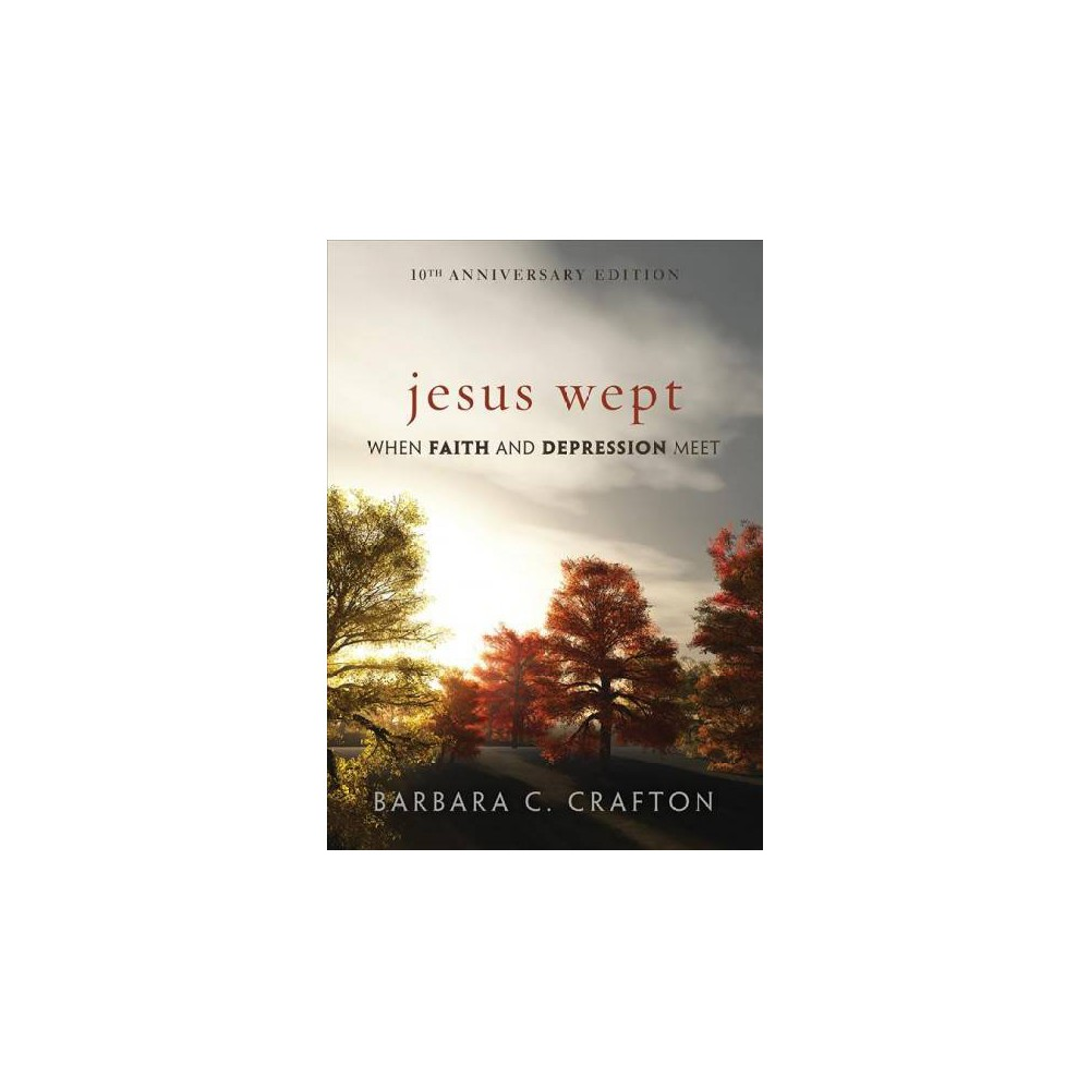 Jesus Wept : When Faith and Depression Meet - 10 Anv by Barbara C. Crafton (Paperback)
