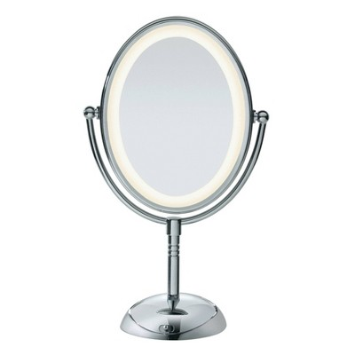 Conair Double Sided LED Lighted Mirror