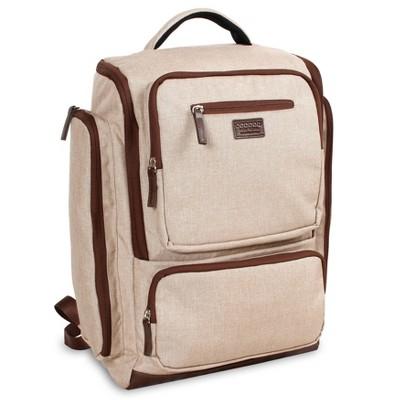 "J World 18.5"" Novel Laptop Backpack"
