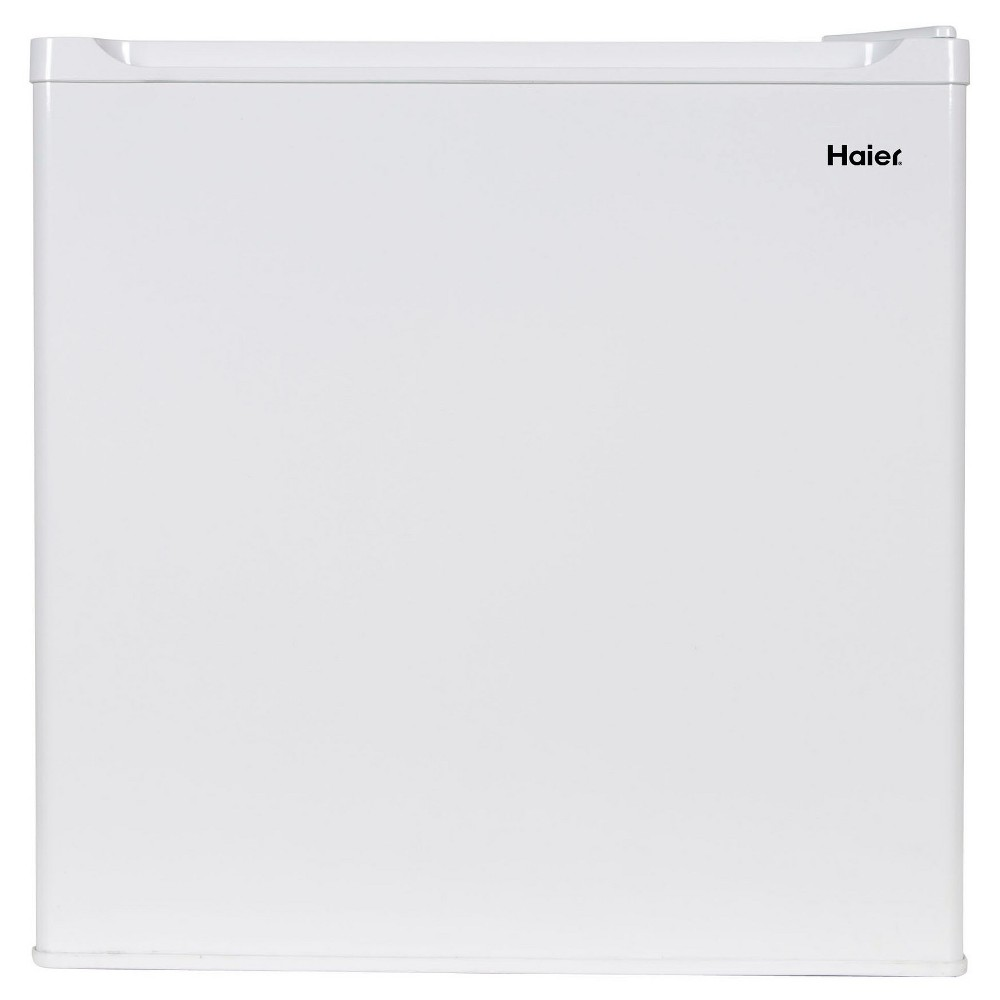 Haier 1.7 Cu. Ft. Energy Star Refrigerator/Freezer, White, HC17SF15RW