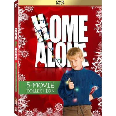 Home Alone 5-Movie Collection (DVD)