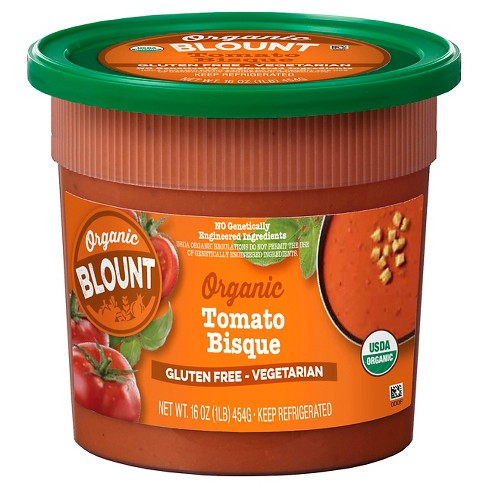 Blount Fine Foods Organic Tomato Bisque Soups And Stews - 16oz - image 1 of 1