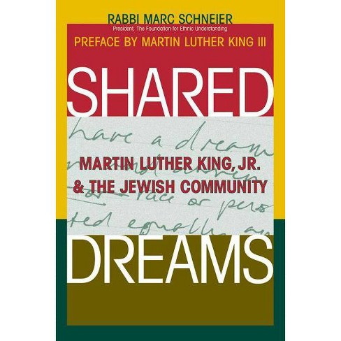 Shared Dreams - by  Marc Shneier (Paperback) - image 1 of 1