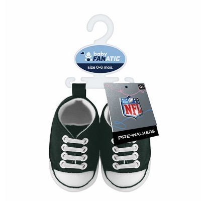 MasterPieces NFL Green Bay Packers Baby Fanatic Pre-Walkers