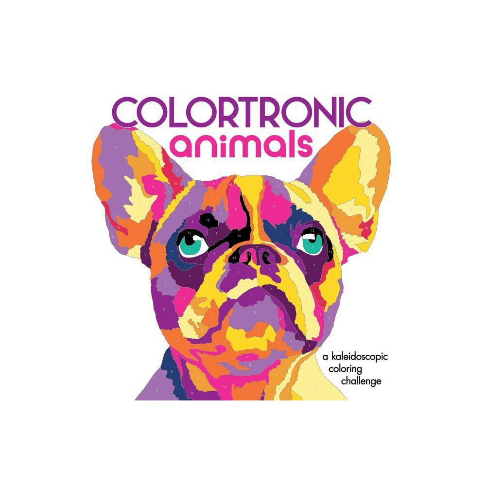 Colortronic Animals By Lark Crafts Paperback