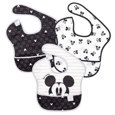 Bumkins Disney 3pk SuperBib - Mickey Mouse