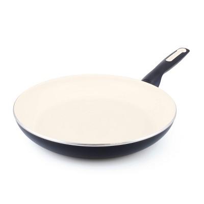 GreenPan Rio 12  Ceramic Non-Stick Frying Pan Black