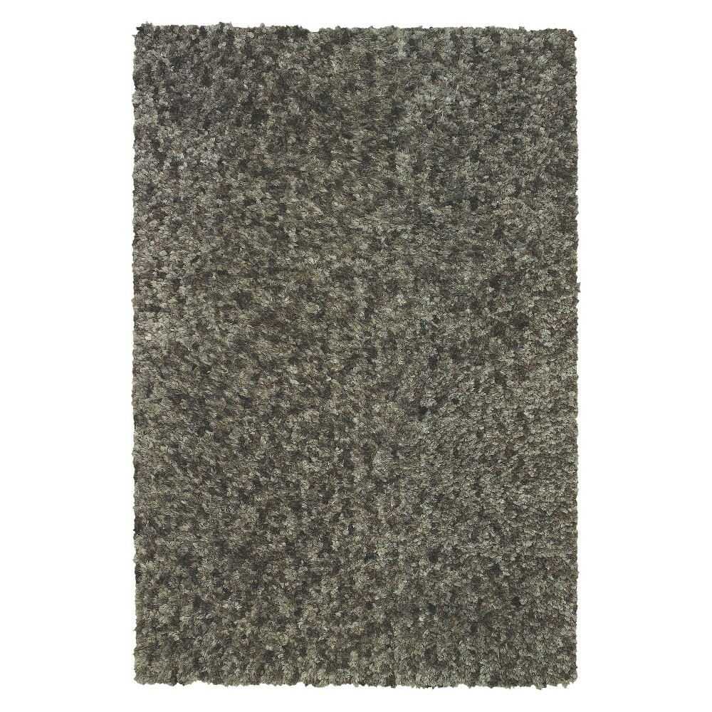 8'x10' Dream Supersoft Shag Area Rug Gray - Addison Rugs