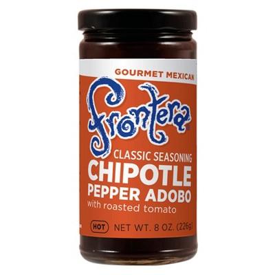 Frontera Chipotle Pepper Adobo Sauce 8oz