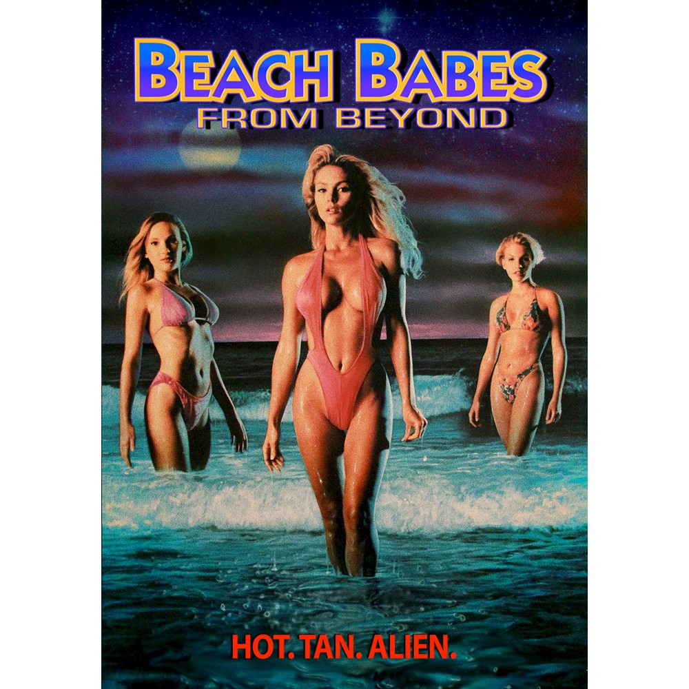 Beach Babes From Beyond (Dvd)